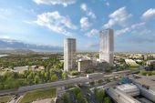 Start für Wohnungsverkauf im Vienna Twentytwo